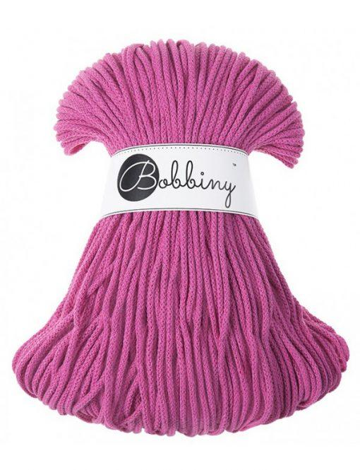 Bobbiny JUNIOR cord 3 mm PINK